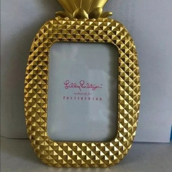Lily Pulitzer Pineapple Frame